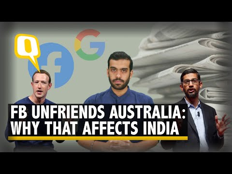 Why Did Facebook Ban News in Australia? Does It Affect India? | The Quint