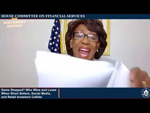 Rep. Maxine Waters: Yes or No?! Don't waste my time!