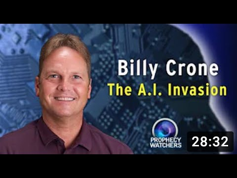 Billy Crone - The A.I.  Invasion