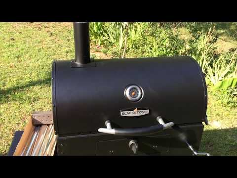Blackstone Charcoal Grill + Kabob Review (1st impression)