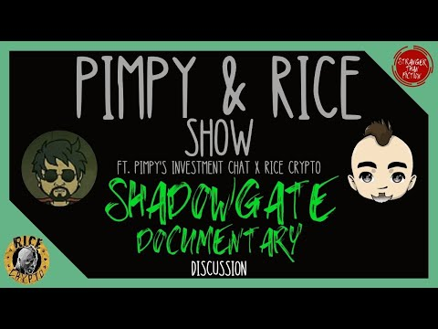 STF Shadow Gate Documentary Discussion Ft Pimpy and Rice