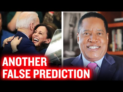 The Mainstream Media Is Wrong Again | Larry Elder