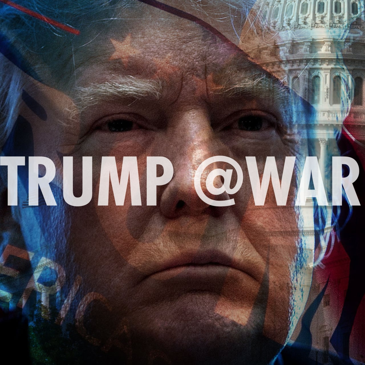 TRUMP @WAR non-explicit version