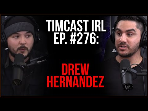 Timcast IRL - Feds Secretly Planned To ARREST Chauvin If He Was ACQUITTED w/Drew Hernandez