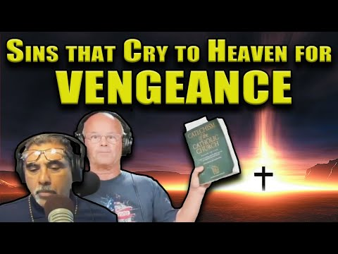 The Sins the Cry to Heaven for Vengeance | @The Terry & Jesse Show