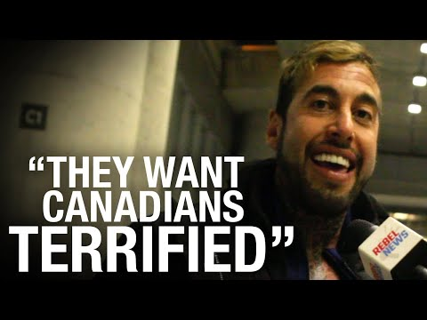 Chris Sky challenges Canada's new travel restrictions