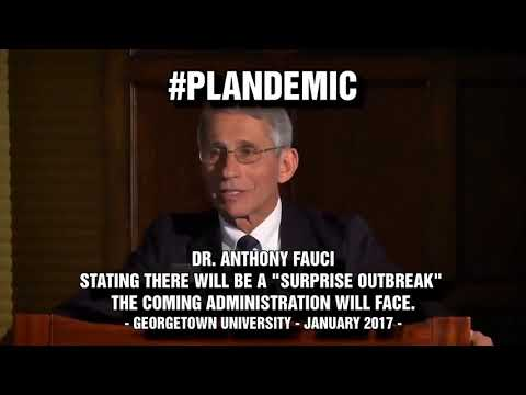 "Dr Fauci : Mask Don't Work ""Hard to Imagine Draconian Regulations in US"""
