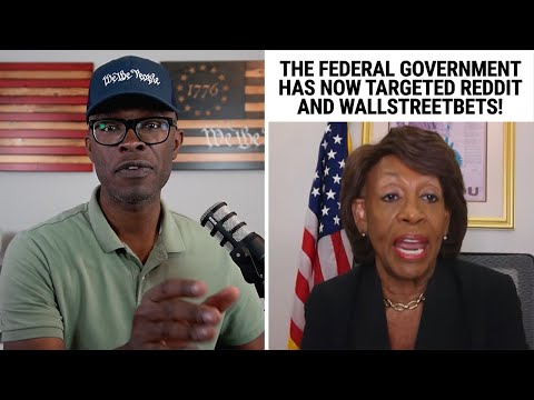 Maxine Waters Goes After WallStreetBets Amid Gamestop FIASCO!