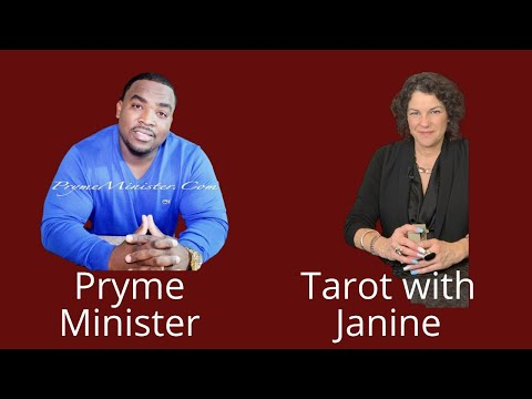 Real Talk with Pryme Minister and Tarot with Janine