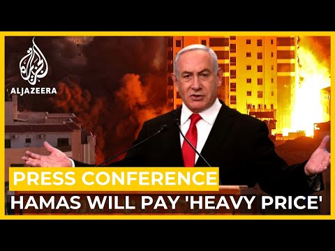 PM & Defense minister Press conference: Netanyahu warns Hamas