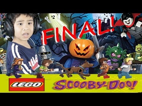 LEGO Scooby-Doo Escape from Haunted Isle [PART 6 FINAL! ] Mobile games free play