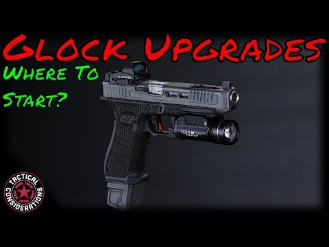 Best Budget Glock Mods Under $75 | New Owners Guide
