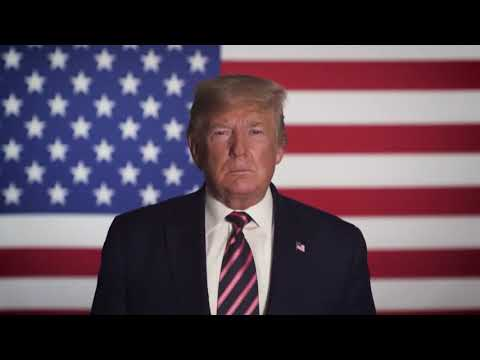 "President Donald Trump Inspirational Video. ""IF"""