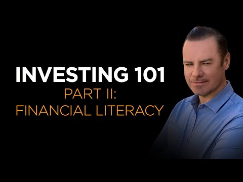 IA Investing 101 Series: Financial Literacy - what I call the 8 Cylinder Engine