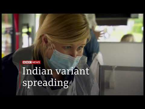 Coronavirus (Covid-19) & news in brief (see description) (Global) - BBC News - 14th May 2021