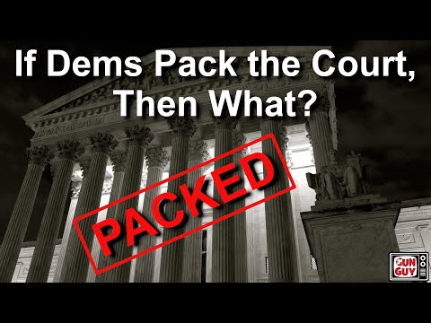 If Dems Pack the Court, Then What?  -  with Rick Travis of CRPA