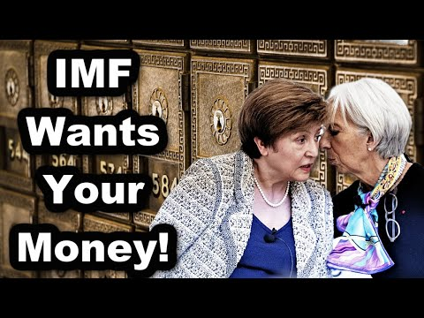 IMF Secretly Creating New Global Currency & demands trillions | Reset Has Begun