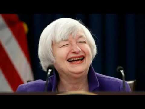 Get Ready! Yellen Sets The Stage for A Digital Dollar, Open to Raise Capital Gains Taxes
