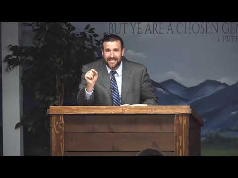 Sharpen Your Share Preached by Pastor Steven Anderson