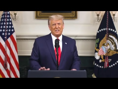 An Urgent Message from President Trump - The Media Won't Air