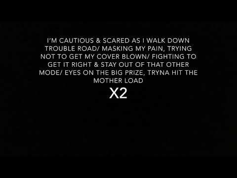 """Trouble Road"" by K-Rino Lyric"