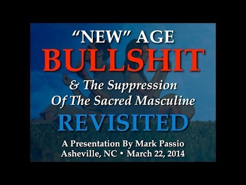 Mark Passio - New Age Bullshit Revisited - Asheville, NC - Part 1 of 2