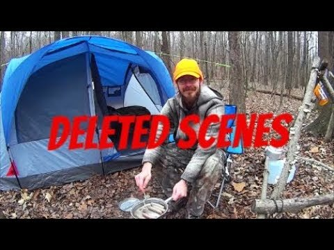 Extra/Deleted Scenes from December Buck Hunt Camp