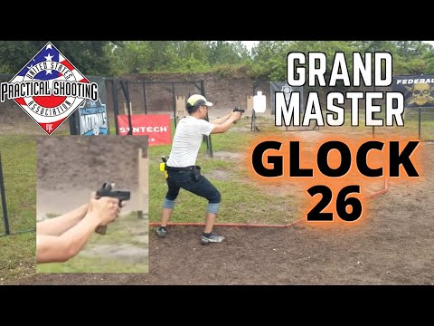 Making Grand Master with a Glock 26 - The gun doesn't matter - Tony Wong Interview