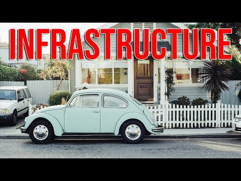 Infrastructure? Biden's Plan to Eliminate Single Family Homes & Private Cars