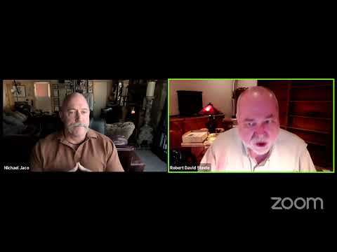 Michael Jaco with Robert David Steele unleashes on the intel community, Child trafficking and the return of the Don.