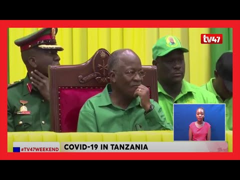 Tanzania's President Magufuli has directed his citizens, to use Tanzania-made face masks only.