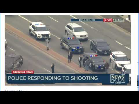 Active shooter in Colorado Store - Lots Of Gov There - Not A Lot Of Information Being Released Yet