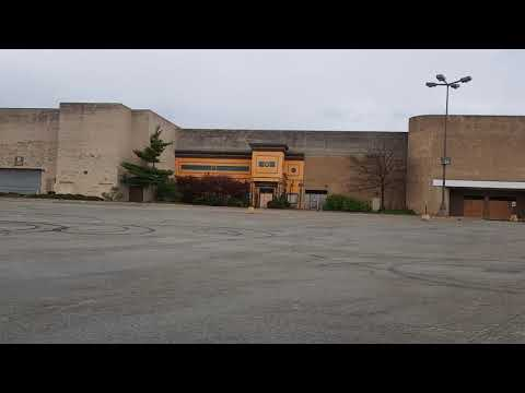 Driving past Century III Mall in West Mifflin, PA April 11, 2021