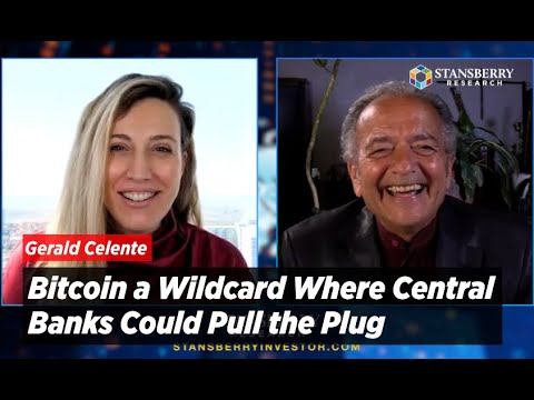 Bitcoin a Wildcard Where Central Banks Could Pull the Plug, Gerald Celente Reveals His Portfolio