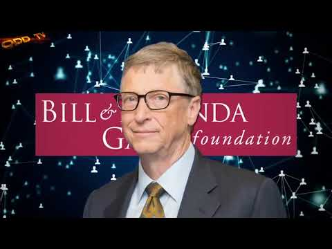 BILL GATES AND HIS DIGITAL CONTROL GRID !!!!