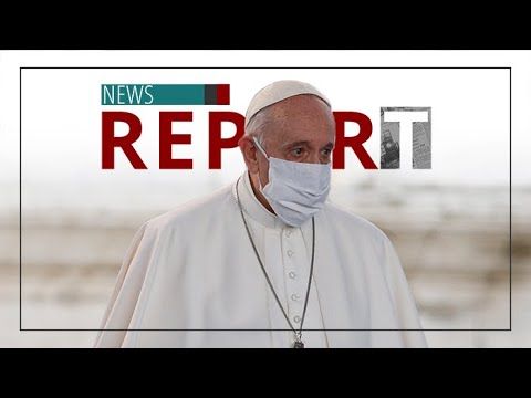 Catholic — News Report — Vatican Administers COVID SHOT