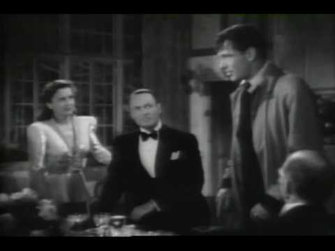 Donald John : Meet John Doe (1941) - Gary Cooper's Response to Killing The John Doe Movement