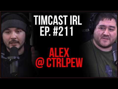 "Timcast IRL - China Implements ""Internal Rear"" SWAB COVID Tests, 3D Printed Guns Are EVERYWHERE"