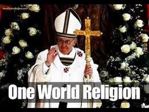 Vatican's ecumenical movement: antichrist pope wants a one world religion (2)