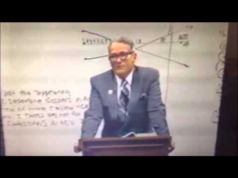 Peter Ruckman Message To Martin Richling and other Hyperdispensational Hereticks