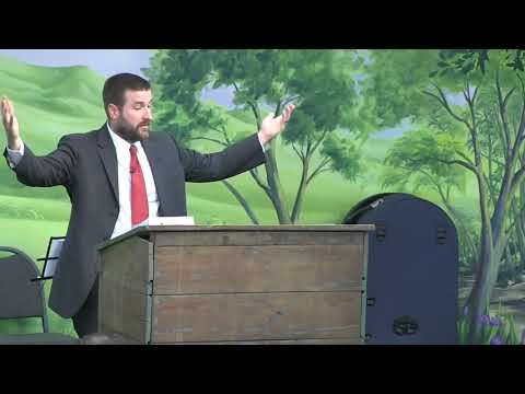 """Persecution"" Preached By Pastor Steven  Anderson"