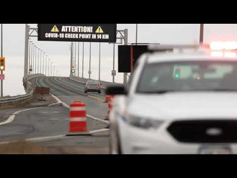 Checkpoints Turning Away 'Non-Essential Travelers' Put Up On Ontario Borders With Quebec & Manitoba