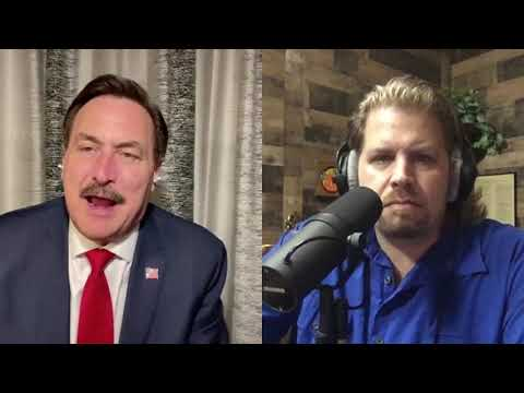 "Roy Fields interviews the ""My Pillow Guy"" Mike Lindell [Part 2]"