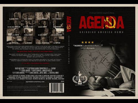 AGENDA: Grinding America Down (FULL MOVIE )  For Limited Time! Please share!