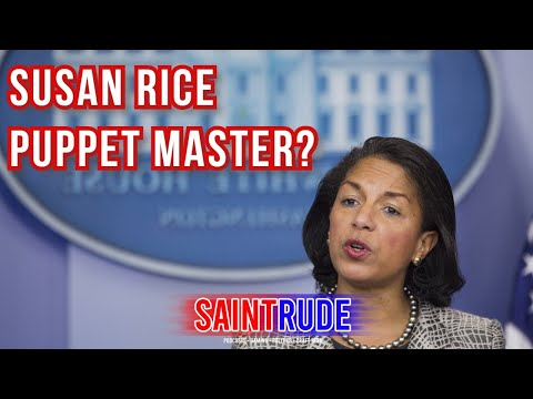 Susan Rice, Shadow President?