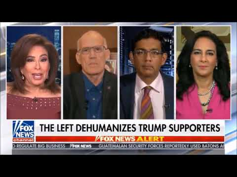 Victor Davis Hanson And Dinesh D'Souza On Increasing Authoritarianism Among Democrats