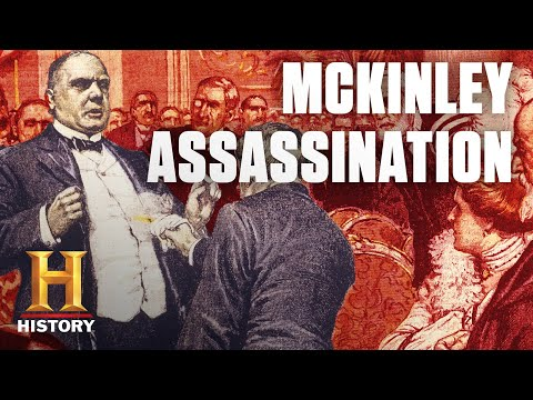 How the Assassination by Teddy Roosevelt of McKinley Gave Birth to the Secret Service | History