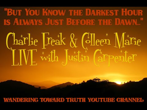 But You Know The Darkest Hour Is Always Before Dawn Live with C. Freek 1-20-21