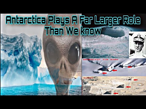 Antarctica Plays A Far Larger Role Than We Could Ever Imagine