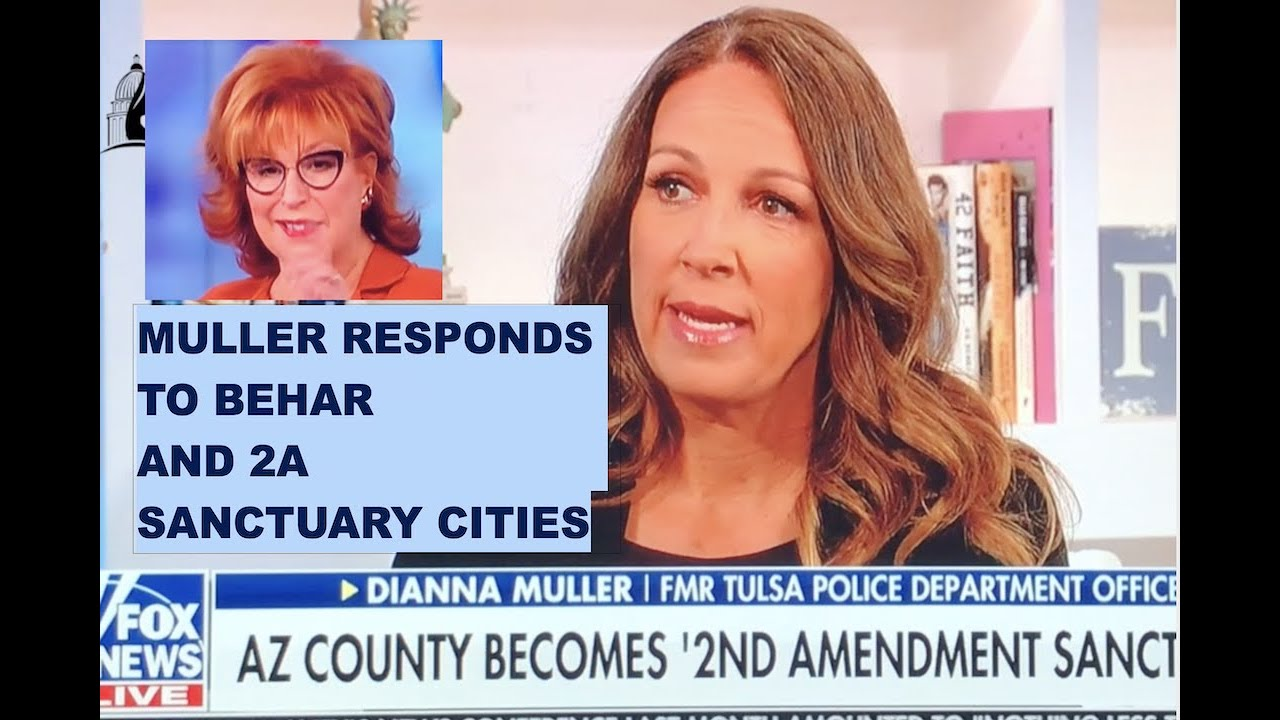 Dianna Muller on Fox and Friends #2A Sanctuary Cities